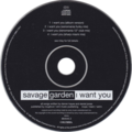 I Want You by Savage Garden UK CD single.png