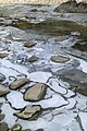 Ice Formations on Bow River - Banff - Alberta - Canada.jpg