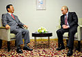 Ichiro Ozawa and Vladimir Putin cropped 1 Ichiro Ozawa and Vladimir Putin 20090512.jpg
