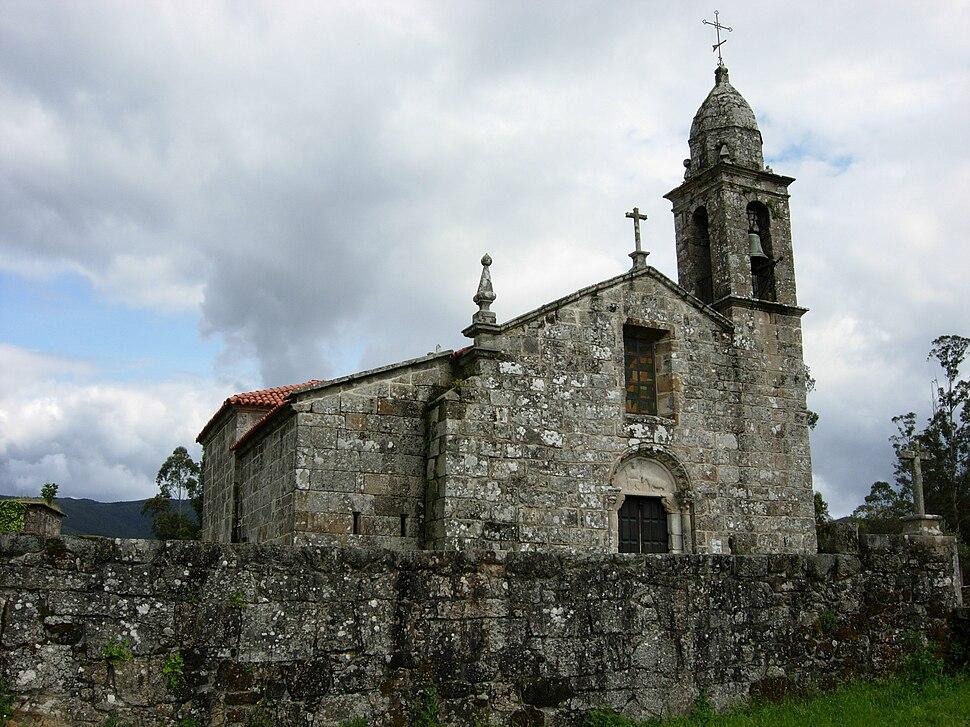 Iglesia de San Martiño de Agudelo