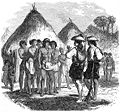 Igorot village, early 1800s.jpg