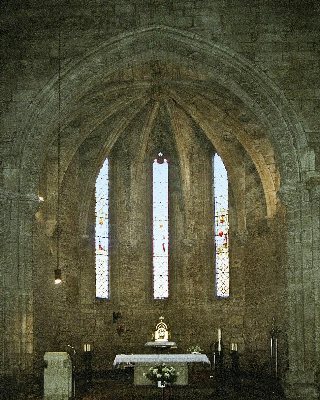 Igrexa de San Martiño de Noia, Noia