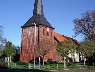 Ihlienworth - Evangelical Lutheran St. Willehadus Church (St. Wilhadi)
