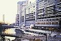 Ihmezentrum im Bau 1973.JPG