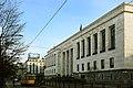 Il Palazzo di Giustizia di Milano, sede del Tribunale, opera di Marcello Piacentini.jpg