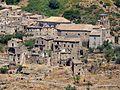 Il borgo antico di Campana.JPG