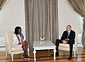 Ilham Aliyev received World Bank delegation.jpg