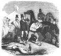 Illustrirte Zeitung (1843) 10 157 2 Nach dem Rennen.PNG