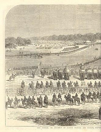 Punjab Province (British India) - Image: Iln 1864leftmax