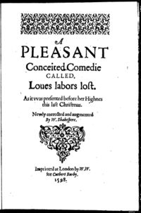 Image-Loves Labours Lost (Title Page).jpg