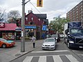 Images taken out a west facing window of TTC bus traveling southbound on Sherbourne, 2015 05 12 (36).JPG - panoramio.jpg