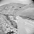 In de omgeving van Jericho. Uitzicht over het dal van de Jabbok rivier, Bestanddeelnr 255-5678.jpg