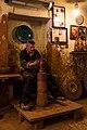 In pottery shop in Avanos, Cappadocia, Turkey, May, 2015.jpg