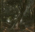 In the Forest (Egron Lundgren) - Nationalmuseum - 24137.tif