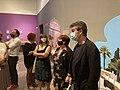 """Inauguració exposició """"Des de les Fronteres del Silenci"""" Carmelina SC 11 setembre 2020 3.jpg"""