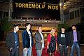 Inauguración del III Festival de cine fantástico de Torremolinos (2013).jpg