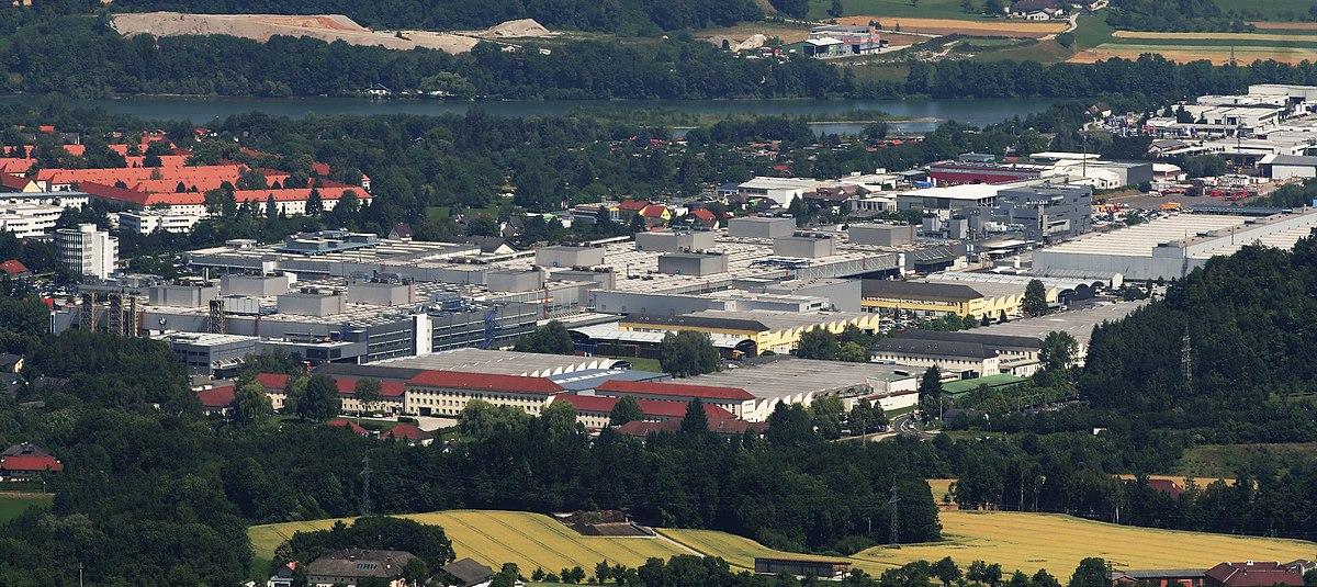 BMW-Werk Steyr – Wikipedia