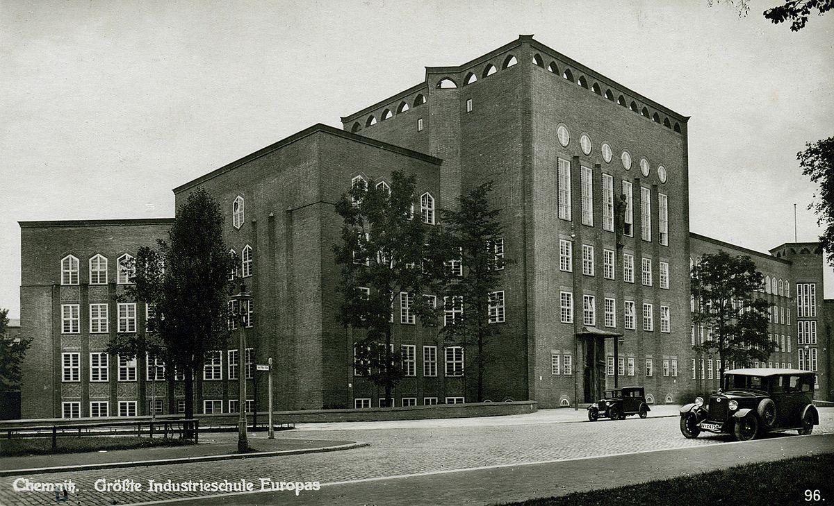 Industrieschule Chemnitz