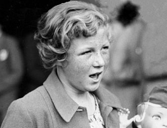 Inge Sørensen - Inge Sørensen in 1936