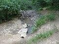 Inici aigües termals a Prats de Balaguer (juliol 2013) - panoramio.jpg