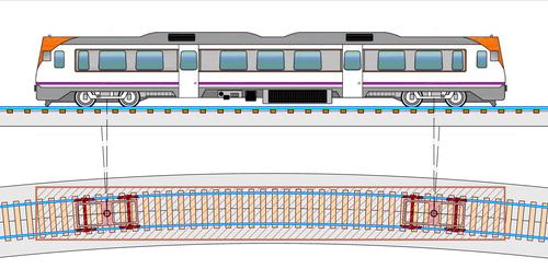 vagon tren pequeño