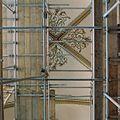 Interieur noorderbeuk, schildering, tijdens werkzaamheden - Zutphen - 20335187 - RCE.jpg