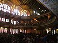 Interior del Palau de la Música Catalana ple de gent.JPG