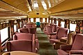 Interior of Juno observation car at Illinois Railway Museum.jpg