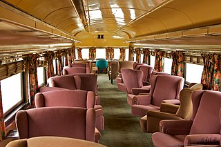 First class travel public transport