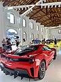 Interior of the Museo Enzo Ferrari, Modena, 2019, 10.jpg