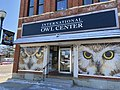 International Owl Center, 126 E Cedar St, Houston, MN 55943 - Storefront view.jpg