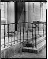 Iron Balustrade,Forer,summer 1981 - Coral Gables City Hall, 405 Biltmore Way, Coral Gables, Miami-Dade County, FL HABS FLA,13-CORGA,1-5.tif
