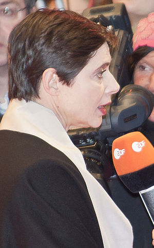 61st Berlin International Film Festival - Isabella Rossellini, Jury President