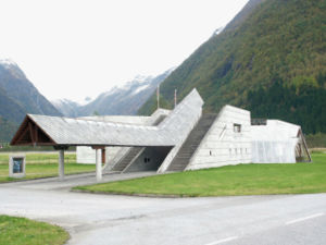 Sverre Fehn - Image: Isbremuseet