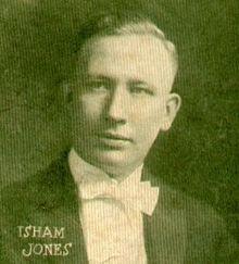 Isham Jones, 1922