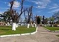 Isla Maciel, plaza José Hernández 01.jpg