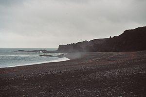 Dritvik beach