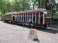Isle of Man - Manx Electric Railway Tram with Toastrack (7965499740).jpg