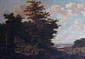 Italianate landscape, by Northern Netherlands school of the 17th century.jpg