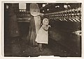 Ivey Mill, Hickory, N.C. Little one, 3 years old, who visits and plays in the mill. Daughter of the overseer. MET DP237324.jpg