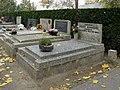 Józef Kowalski - Bolesław Zakrzewski - Cmentarz Wojskowy na Powązkach (239).JPG
