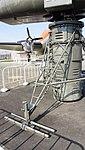 JASDF Nike-J acquisition radar outrigger at Hamamatsu Air Base Publication Center November 24, 2014.jpg