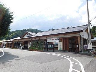Ise-Okitsu Station Railway station in Tsu, Mie Prefecture, Japan