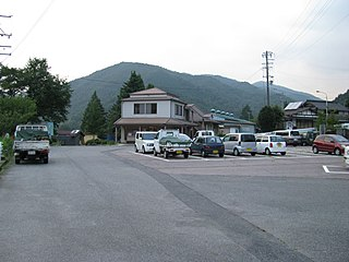 Tadachi Station Railway station in Nagiso, Nagano Prefecture, Japan