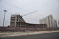 JW Marriott Hotel Under Construction - Eastern Metropolitan Bypass - Kolkata 2013-02-16 4199.JPG