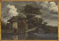 Jacob van Ruisdael - Canal.jpg