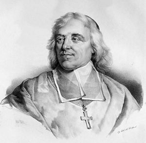 Jacques-Bénigne Bossuet - Bishop Bossuet