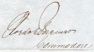 James Bremer - Image: James Bremer signature