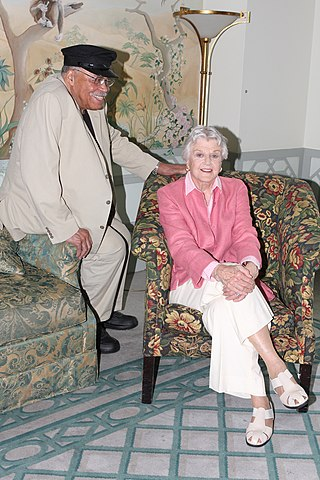 James Earl, Angela Lansbury (8356224350).jpg