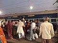 Jammu Tawi-Kolkata Express at LKO bearing the rush - Flickr - Dr. Santulan Mahanta.jpg